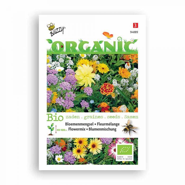 Buzzy® Organic Bees Flower Mix (BIO)