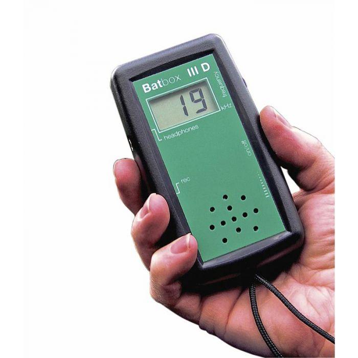 Batbox III D Detector