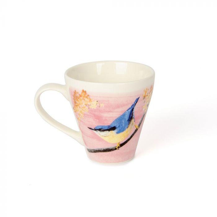 Myrte Nuthatch Mug