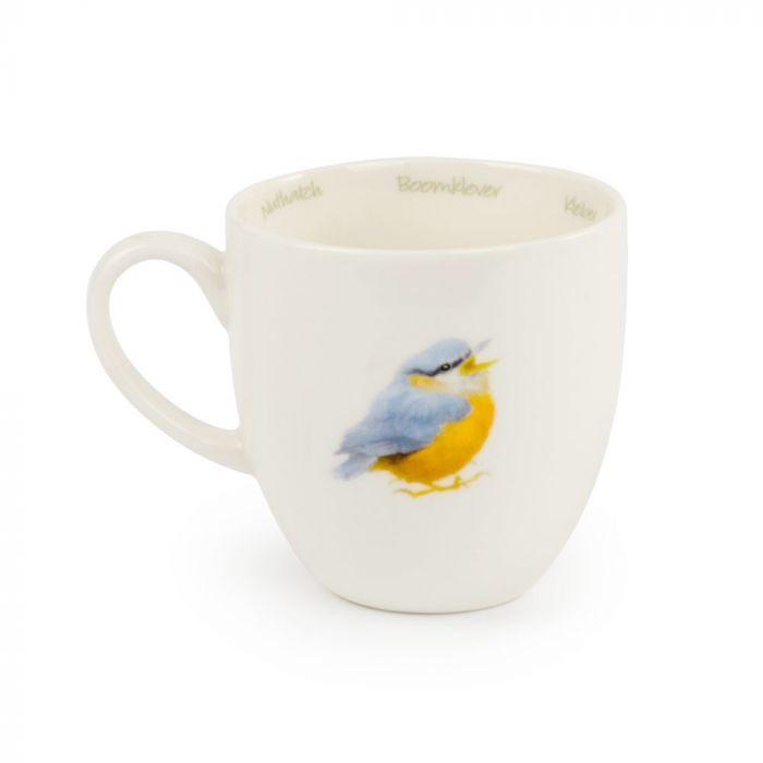 Nuthatch Mug