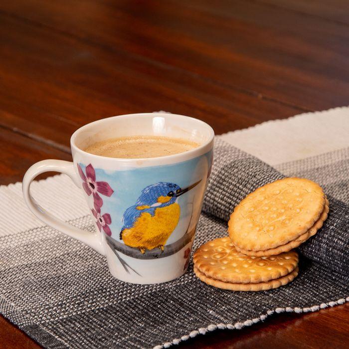 Myrte Kingfisher Mug