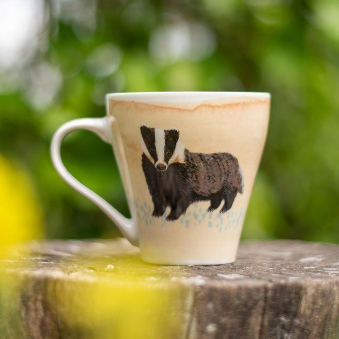 Myrte Badger Mug