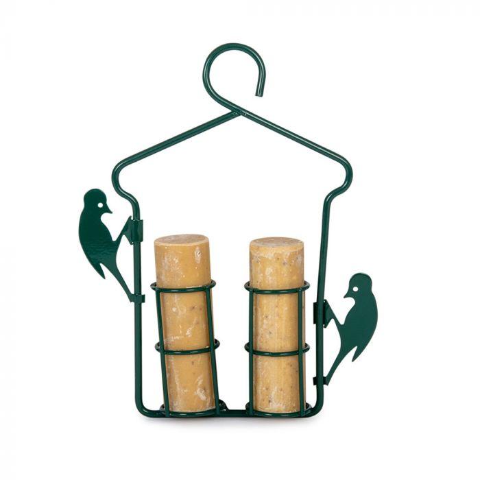 Suet Log & Feeder Pack