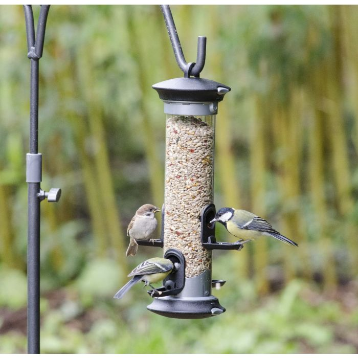 National Trust Apollo 4 Port Seed Feeder