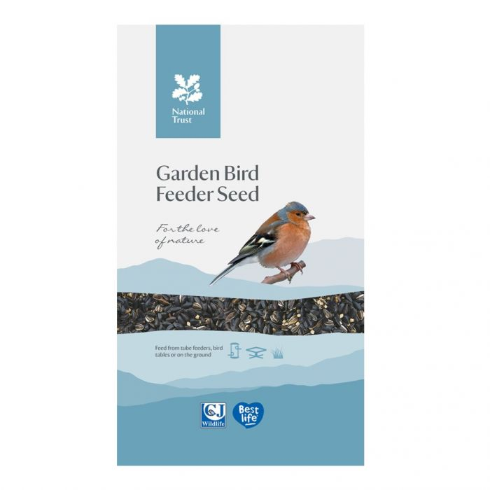 National Trust Garden Bird Feeder Seed