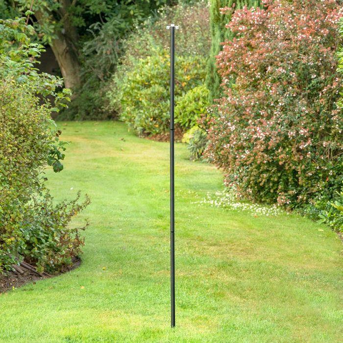 CJ's Garden Pole - Black