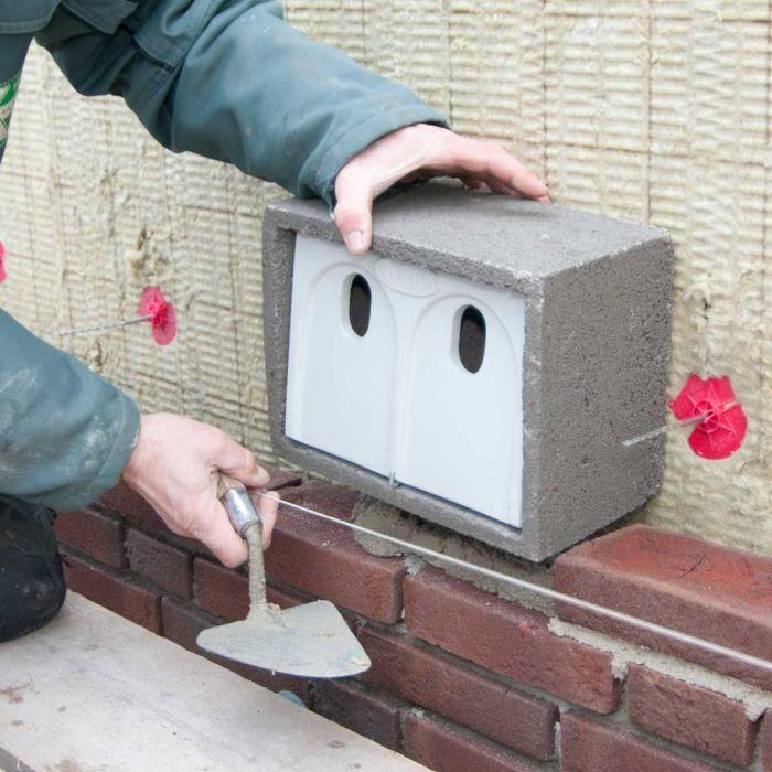 WoodStone® House Sparrow Nest Box
