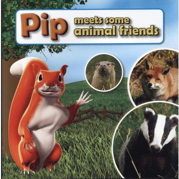 Pip Meets Some Animal Friends