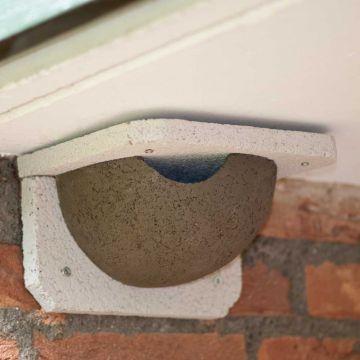 WoodStone® House Martin Nest - Single (Left Entrance)