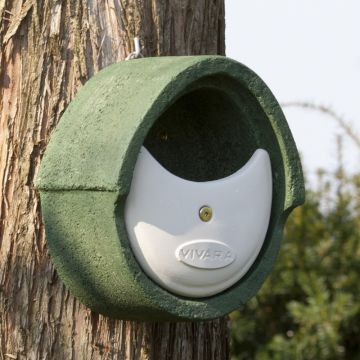 WoodStone® Alicante Open Nest Box (Green)