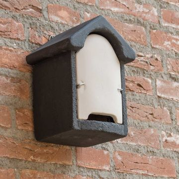 Harlech WoodStone® Bat Box - Black