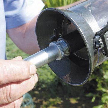 Metal Pole Plug