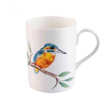 Roy Kirkham Kingfisher Mug