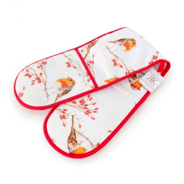 Robin Double Oven Glove