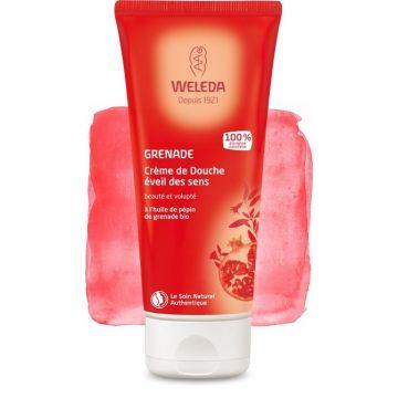 Weleda Pomegranate Creamy Body Wash 200ml