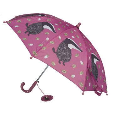 Mr Badger Umbrella
