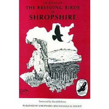 An Atlas of the Breeding Birds of Shropshire Book
