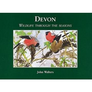 Devon Wildlife Through the Seasons Book