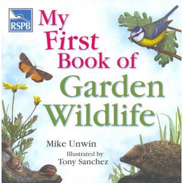 My First Book of Garden Wildlife