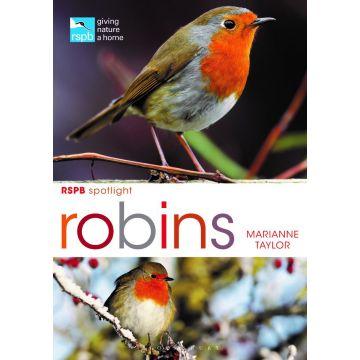 RSPB Spotlight; Robins