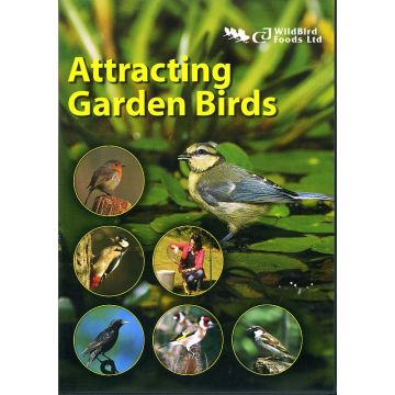 Attracting Garden Birds DVD