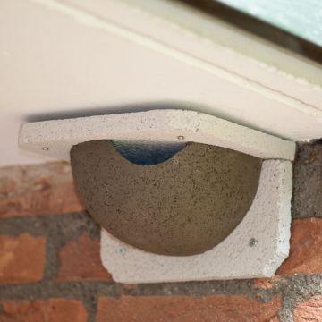 WoodStone® House Martin Nest - Single (Right Entrance)