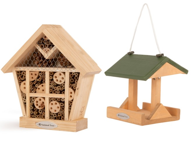 Wildlife and Bird Table