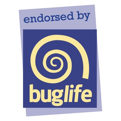 Endorsed by Buglife logo
